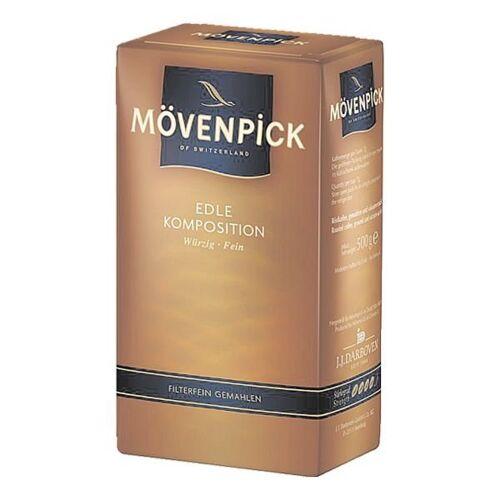 MOEVENPICK Kaffee - gemahlen 500 g »Edle Komposition«