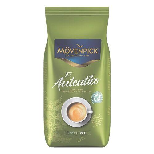MOEVENPICK Kaffee - ganze Bohnen 1000 g »El Autentico«