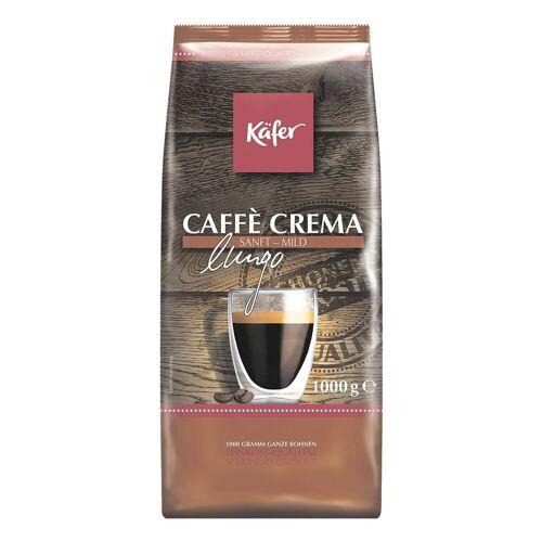 KAEFER Kaffee - ganze Bohnen 1000 g »Caffé Crema Lungo«