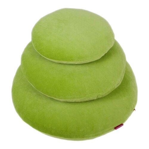 Farbenfreunde Kissenhüllen »Rund Erbse 40 cm«, (1 Stück)