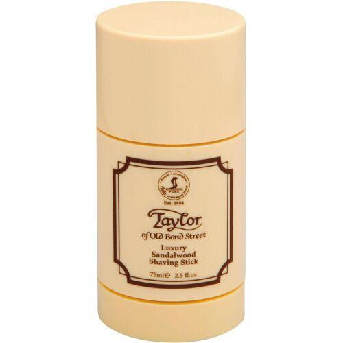 Taylor of Old Bond Street Rasierseife »Shaving Soap Stick Sandalwood«, Stift