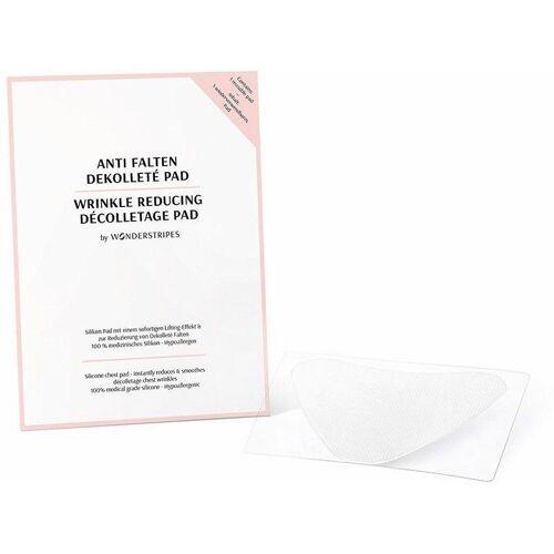 WONDERSTRIPES Dekolletee-Maske »Anti-Falten Dekolleté Pad«, zur Vorbeugung und Reduzierung von Falten