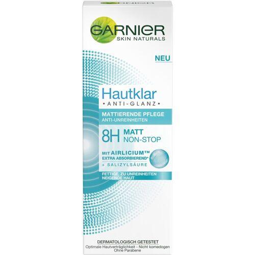 GARNIER Feuchtigkeitscreme »Hautklar Anti-Glanz Mattierende Pflege«