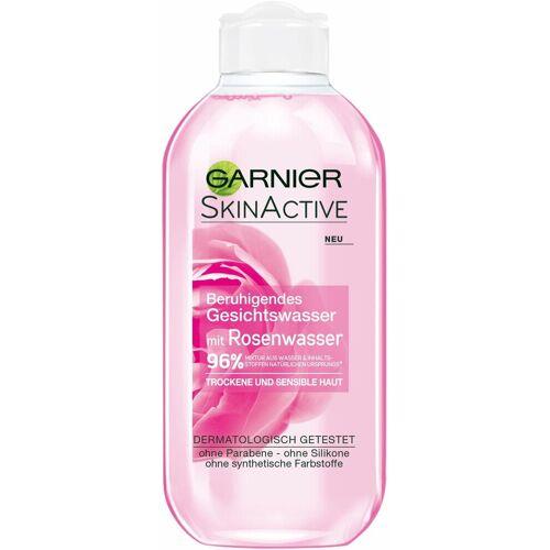 GARNIER Gesichtswasser »Skin Active Rose«, Mit Rosenwasser