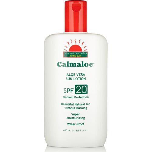canarias cosmetics Sonnenschutzcreme »Calmaloe Sonnenpflege SPF20«