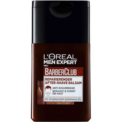L'ORÉAL PARIS MEN EXPERT After-Shave Balsam »Barber Club«, lindert & repariert Rasurbrand