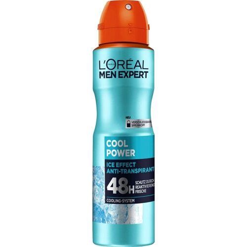 L'ORÉAL PARIS MEN EXPERT Deo-Spray »Cool Power«, mit 48H Cooling-Effekt