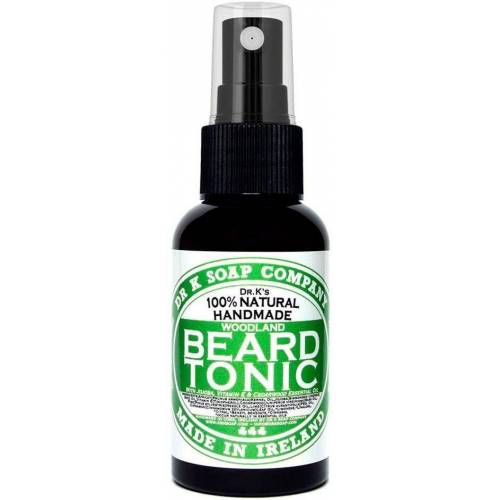 DR K SOAP COMPANY Bartöl »Beard Tonic Woodland«, 100% natürlich