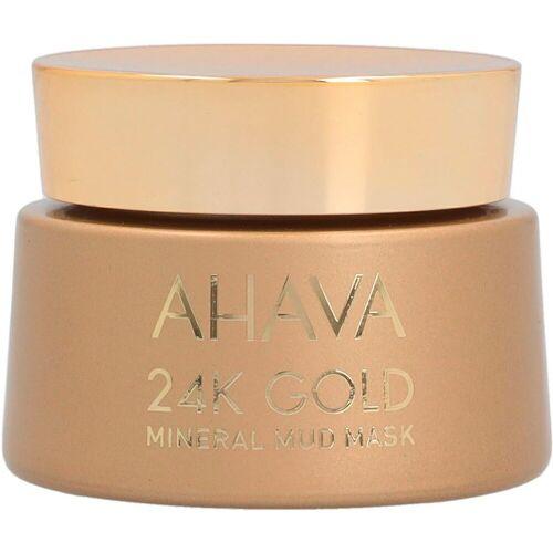 AHAVA Gesichtsmaske »Mineral Masks 24K Gold Mineral Mud Mask«