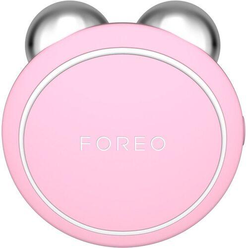 FOREO Anti-Aging-Gerät »BEAR Mini«, Gerät zur Gesichtsstraffung, Pearl Pink