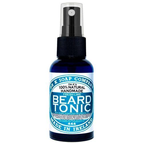 DR K SOAP COMPANY Bartöl »Beard Tonic Fresh Lime«, 100% natürlich