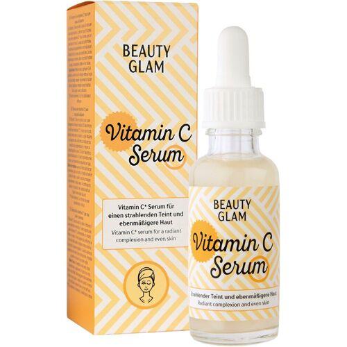 BEAUTY GLAM Gesichtsserum »Vitamin C Serum«