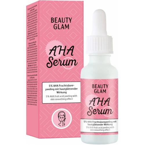 BEAUTY GLAM Gesichtsserum »AHA Serum«