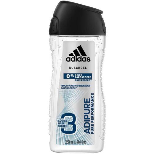 Adidas Performance Duschgel »adipure«, 6-tlg., für Männer