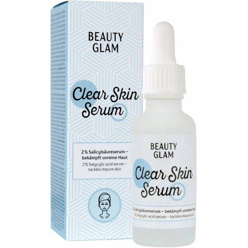 BEAUTY GLAM Gesichtsserum »Clear Skin Serum«