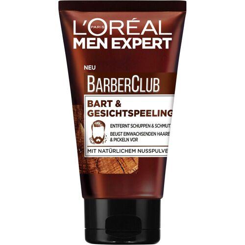 L'ORÉAL PARIS MEN EXPERT Gesichtspeeling »BarberClub Bart & Gesichtspeeling«
