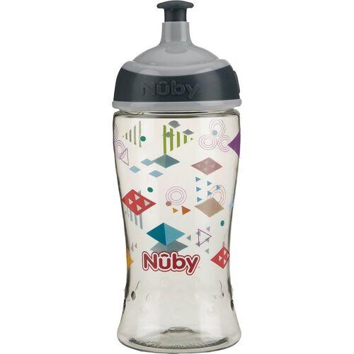 Nuby Becher »Pop-up Cup aus Tritan, 360 ml, pink«