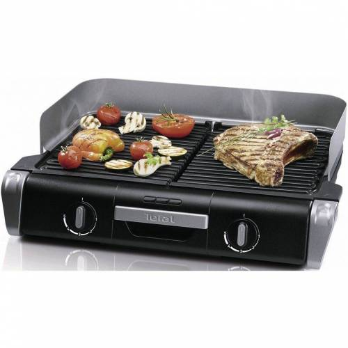 Tefal Tischgrill TG8000 BBQ Family Grill