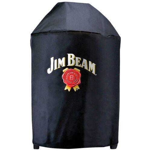 Beam Jim Beam BBQ Abdeckhaube für Kugelgrill Ø57cm, schwarz