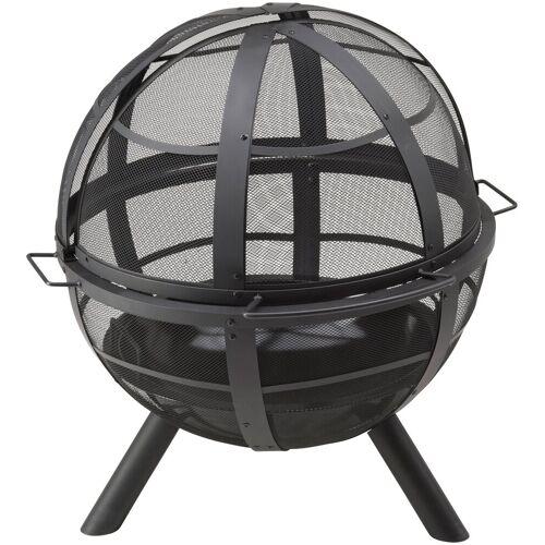 Landmann Feuerkorb »Ball of Fire«, ØxH: 86x79,5 cm, schwarz