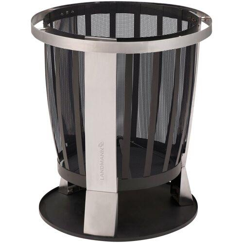 Landmann Feuerkorb »Style«, ØxH: 55x69 cm, schwarz