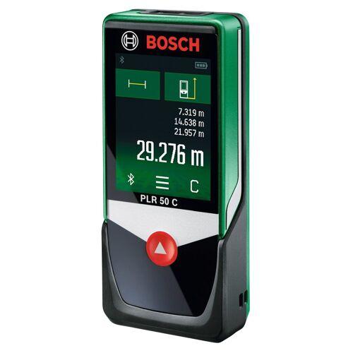 Bosch Laser-Entfernungsmesser »PLR 50 C«, grün