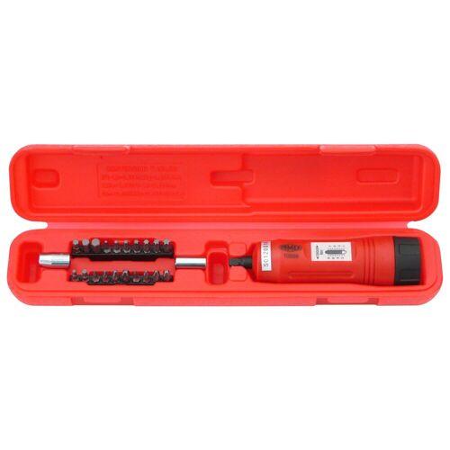 FAMEX Drehmomentschlüssel »10896«, rot