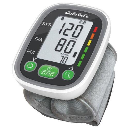 Soehnle Handgelenk-Blutdruckmessgerät Systo Monitor 100, erkennt unregelmäßige Herzschläge