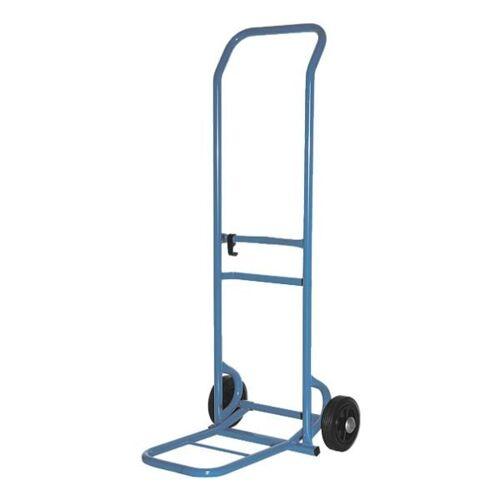 Sackkarre, Tragkraft: 125 kg, blau