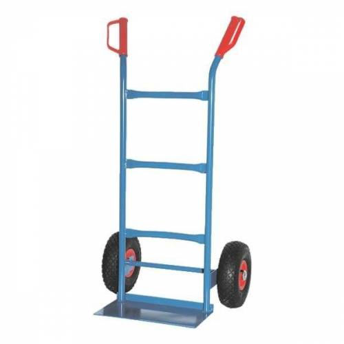 Sackkarre, Tragkraft: 150 kg, blau