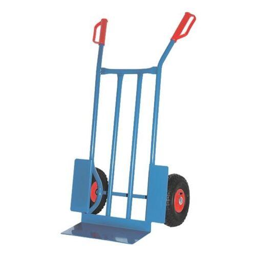 Sackkarre, Tragkraft: 250 kg, blau