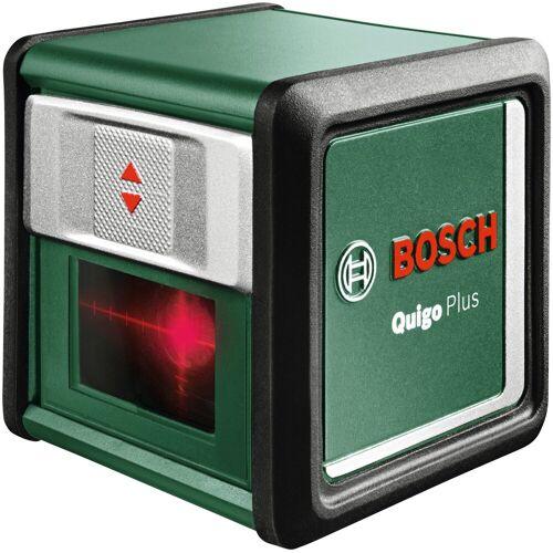 Bosch Kreuzlinienlaser »Quigo Plus«, grün