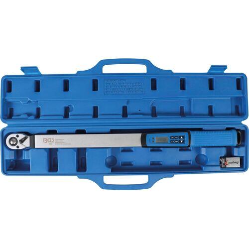 "BGS Drehmomentschlüssel 12,5 mm (1/2""), 20 - 200 Nm, blau"