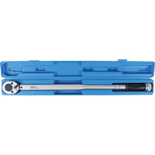 "BGS Drehmomentschlüssel 20 mm (3/4""), 100 - 500 Nm, blau"