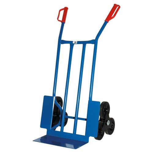 SZ METALL Treppensackkarre 250 kg, blau