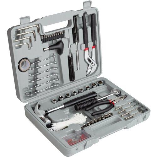 tectake Werkzeugkoffer »Werkzeugkoffer 141-tlg.«