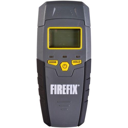 Firefix Feuchtigkeitsmesser für Holz, grau
