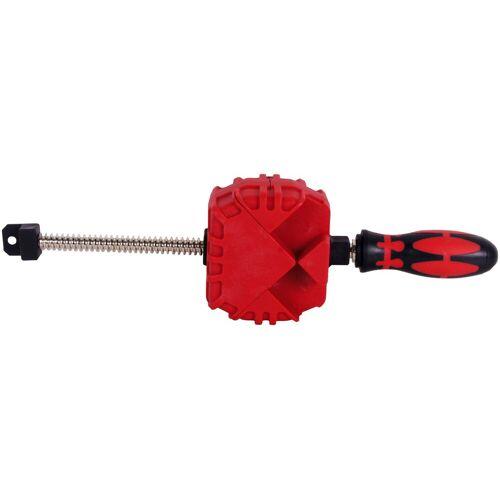 Connex Schraubzwinge »Kombi-Winkelspanner«, rot