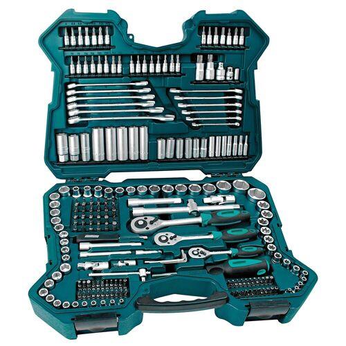 Brüder Mannesmann Werkzeuge Brueder Mannesmann Werkzeuge Steckschlüsselsatz »(215-tlg.)«, grün