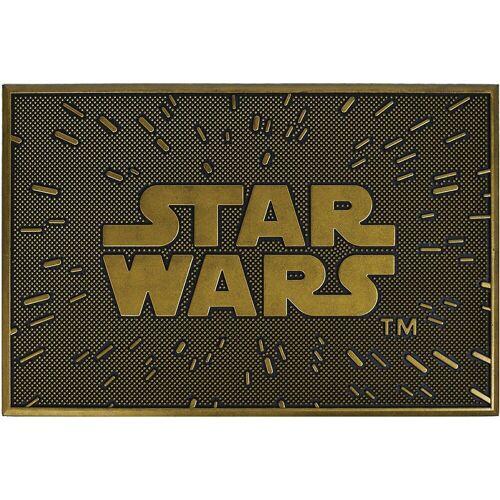 Star Wars Fußmatte »Fussmatte - Logo (Rubber)«,