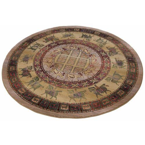 Oriental Weavers Orientteppich »Gabiro Pazyryk«, , rechteckig, Höhe 11 mm, hell