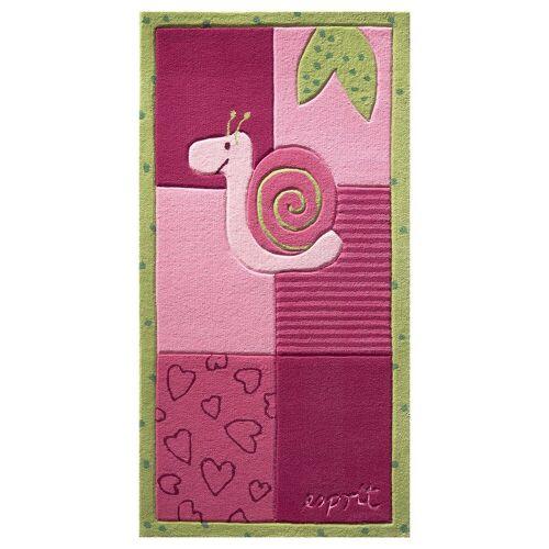 Esprit Kinderteppich »Bee«, , rechteckig, Höhe 10 mm, pink
