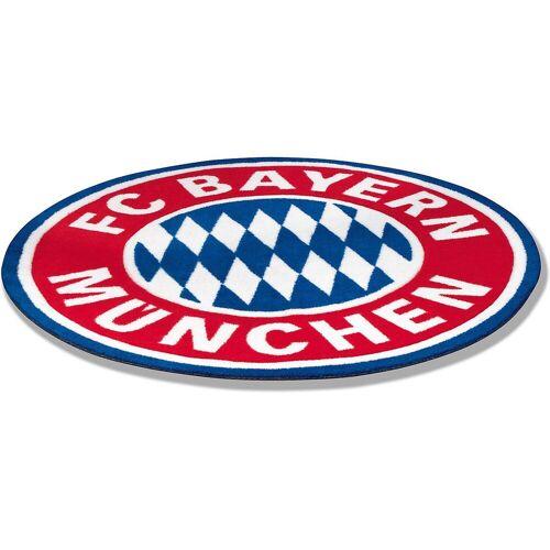 FC Bayern München Teppich »Teppich , Logo, 100 x 100 cm«,