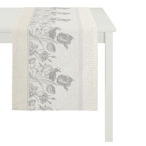Apelt Tischläufer »TULIP« (1-tlg), grau