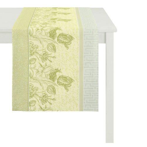 Apelt Tischläufer »TULIP« (1-tlg), grün