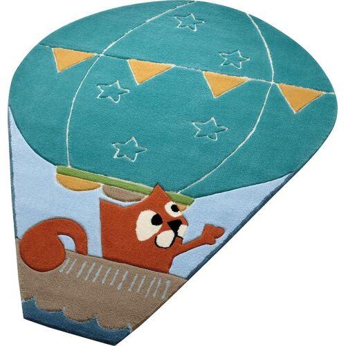 Esprit Kinderteppich »Balloon«, , oval, Höhe 10 mm
