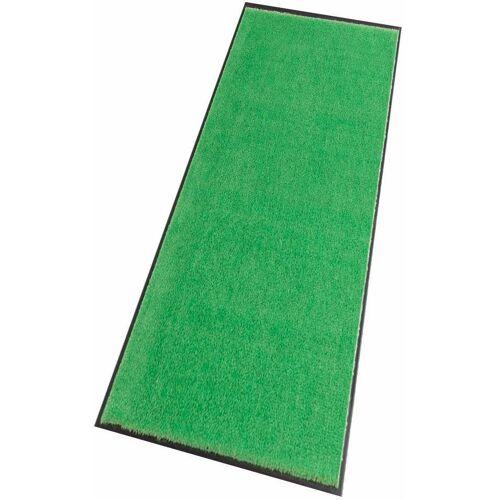 HANSE Home Läufer »Deko Soft«, , rechteckig, Höhe 7 mm, waschbar, grün