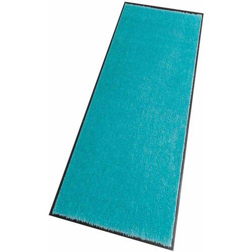 HANSE Home Läufer »Deko Soft«, , rechteckig, Höhe 7 mm, waschbar, mint