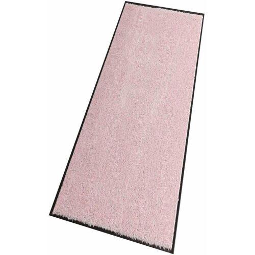 HANSE Home Läufer »Deko Soft«, , rechteckig, Höhe 7 mm, waschbar, rosa