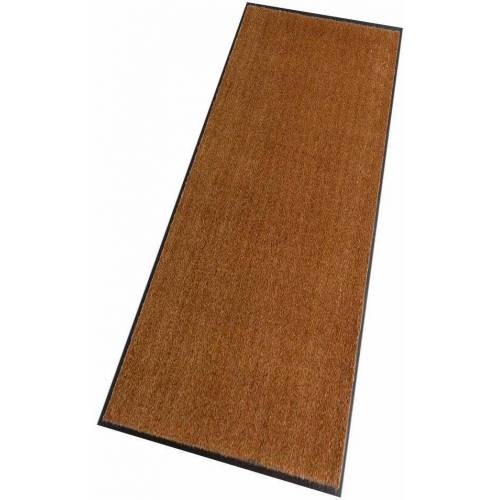 HANSE Home Läufer »Deko Soft«, , rechteckig, Höhe 7 mm, waschbar, caramel